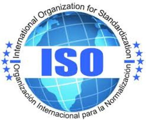1947. Primera reunion de ISO.