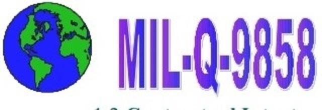 1959. Programa de administración de la calidad, que llamó MIL-Q-9858