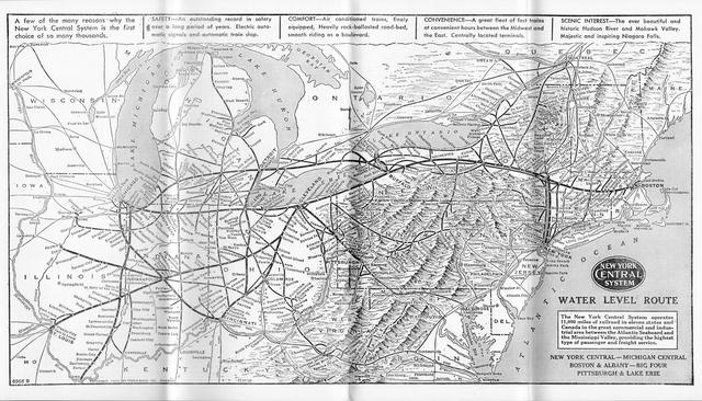 New York-Harlem line