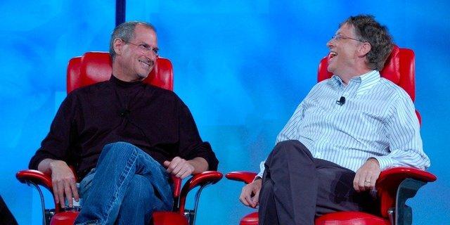 Apple y Microsoft