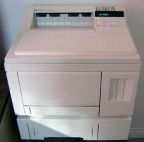 Impresora de comunicaciones Bidireccionales