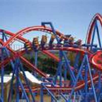 THE HISTORY OF ROLLER COASTERS timeline