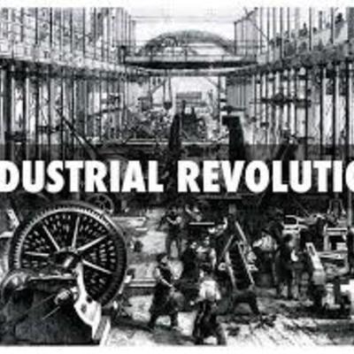 Industrial Revolution Inventors timeline