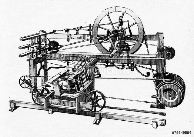 Industrial Revolution Inventors timeline | Timetoast timelines