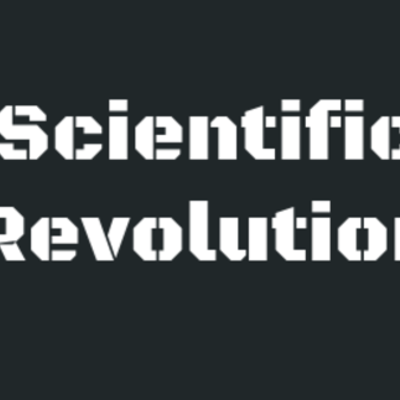 Scientific Revolution Timeline - Sreesai Katiki
