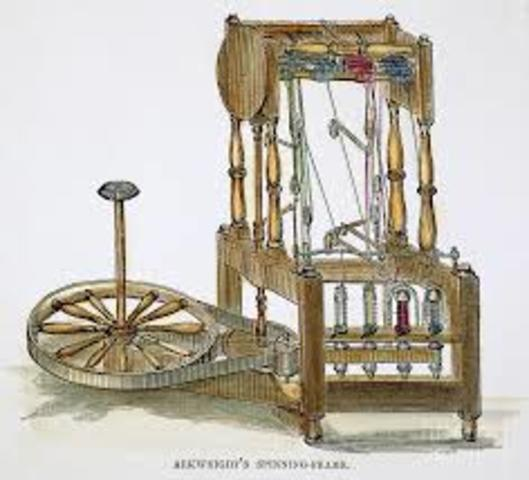 Who Invented The Water Powered Spinning Frame - Page 5 - Frame ...