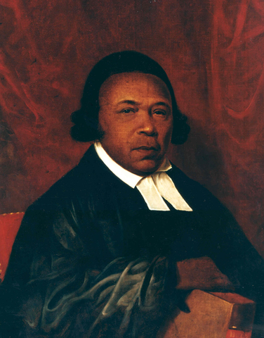 Absalom Jones was born