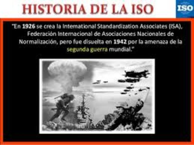 Creación de la ISA