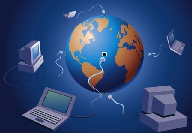 Internet comercial
