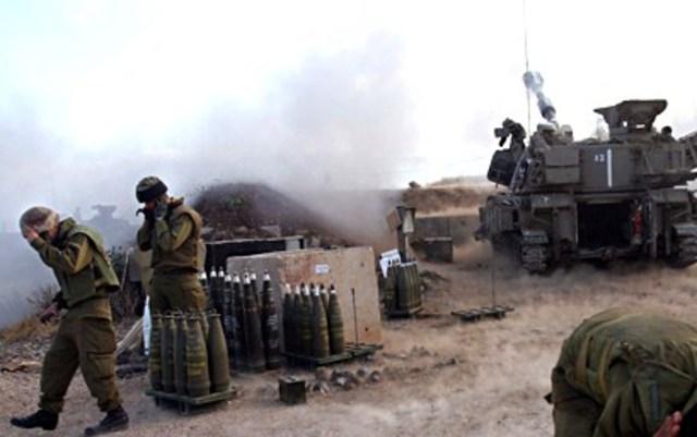 Isreal Invades Lebanon