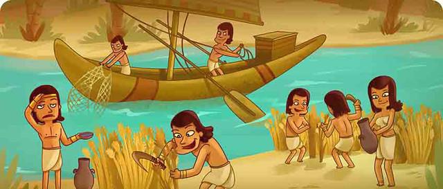 AÑO 2200 A. C