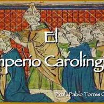 De San Agustín al Imperio Carolignio timeline
