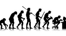 La evolución tecnológica timeline