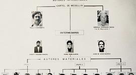 Historia del cartel de medellin  timeline