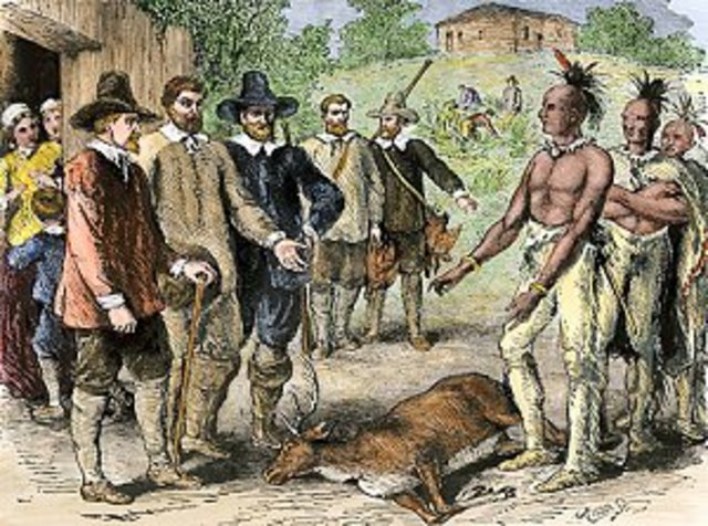 The Birth of Fur Trade