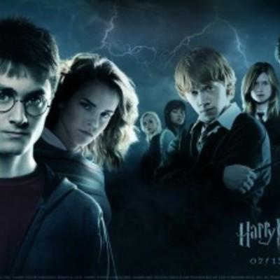 Películas de Harry Potter timeline