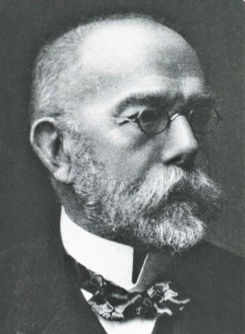Nacimiento Robert Koch