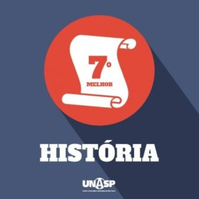 Curso História timeline