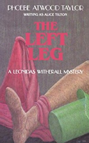 The Adventures of Leonidas Witherall