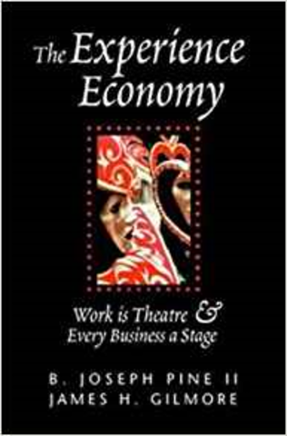 Publication book: Experience economy