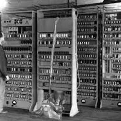 Hitos históricos de la informática timeline