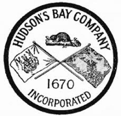 Creation of the Hudson's Bay Company