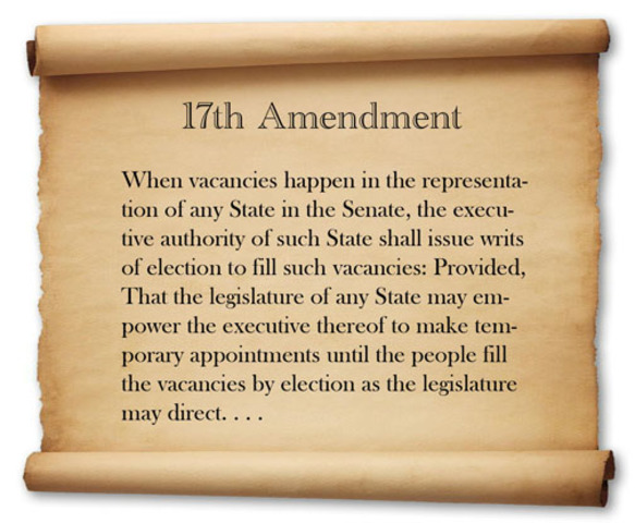•	17th Amendment