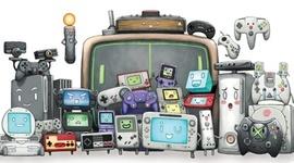 Videojuegos timeline