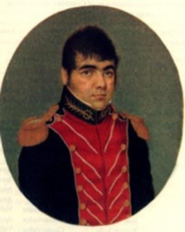 Licenciado Antonio Rivera Cabezas (1830-1831)