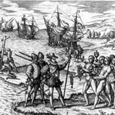 Kolonisering og afkolonisering timeline