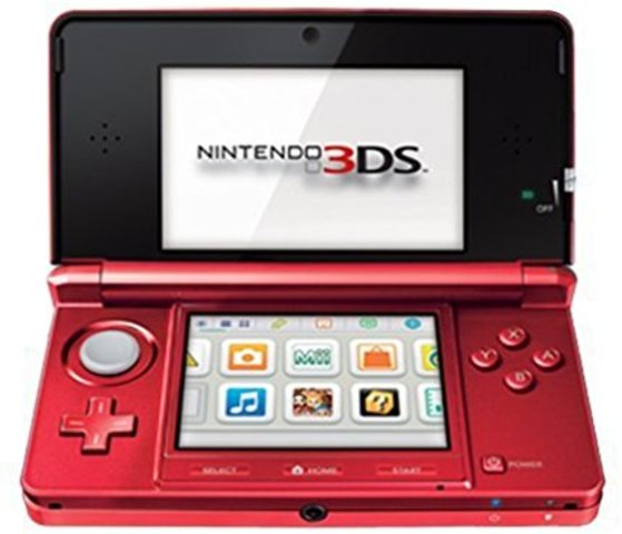 Getting a 3DS