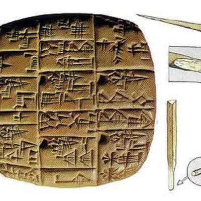 La Invención de la Escritura timeline