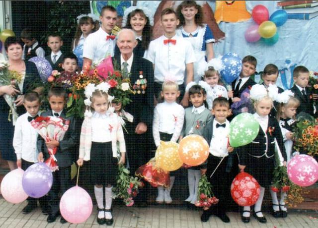 Школа имени Мазурова В.Н.