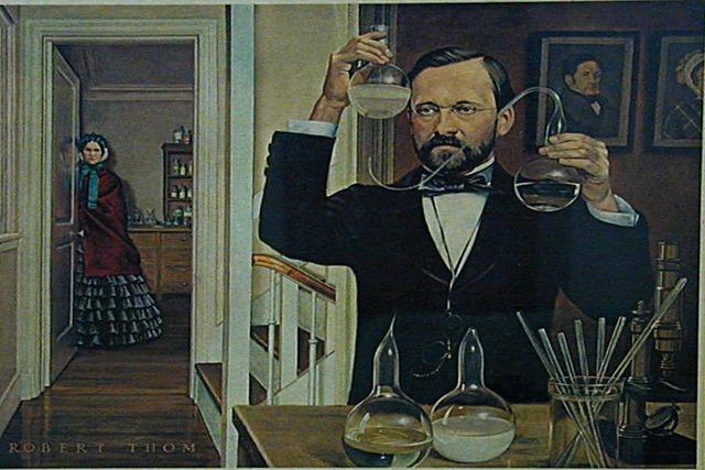 Pasteur: Inventa pasteurización