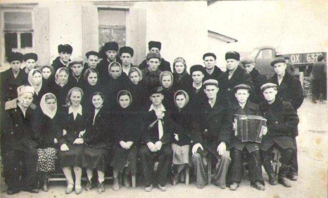 Хутор Сычёв переименован в х. Новороссошанский, где был организован сельский Совет и почтовое отделение.