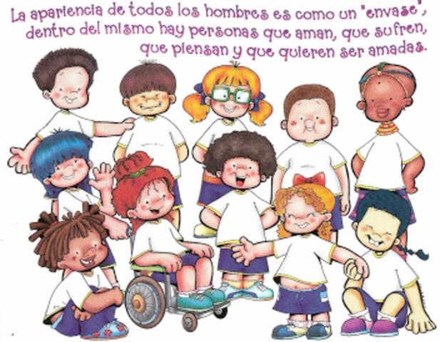 Inclusión de la educación preescolar
