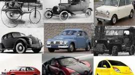 evolucion del automovil timeline