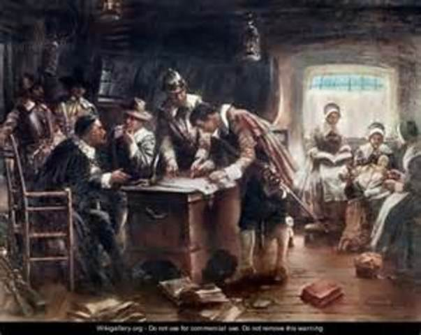 Mayflower/Plymouth/Mayflower Compact