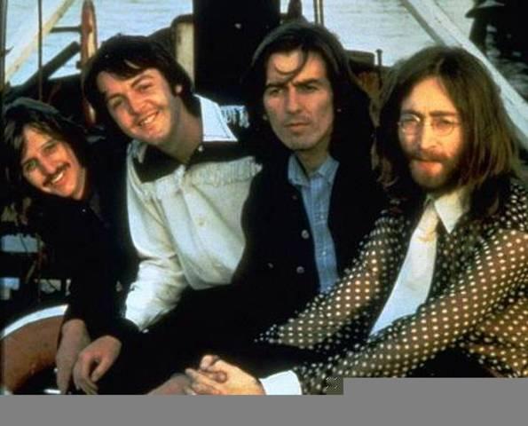 Rupture de The Beatles