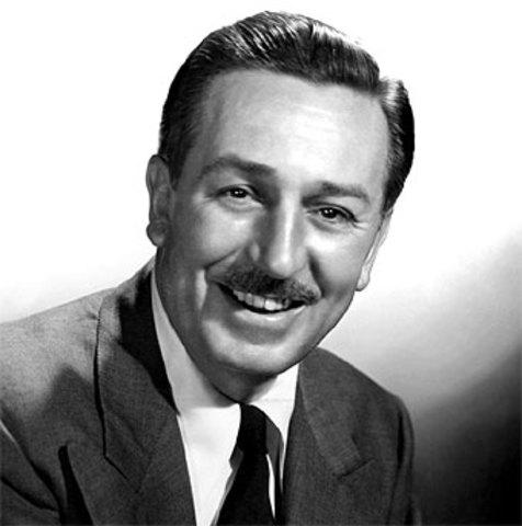 Muerte de Walt Disney