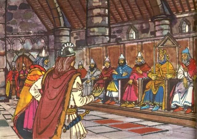 Parliamentary Privilege in the Middle Ages