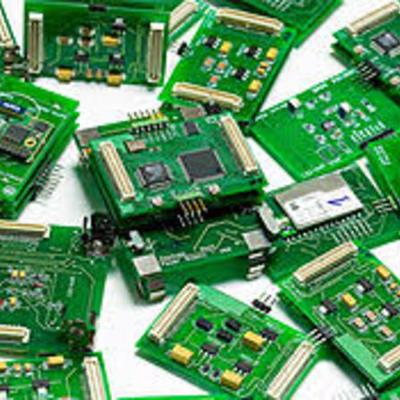 Historia de la microelectronica timeline