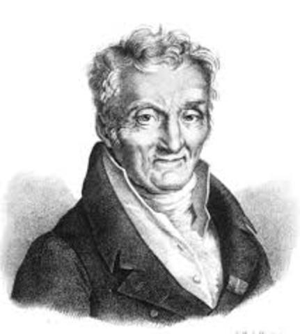 Pinel (1745-1826) encargado de un Asilo de París, se interesa por el tratamiento médico de las personas enfermas mentales.