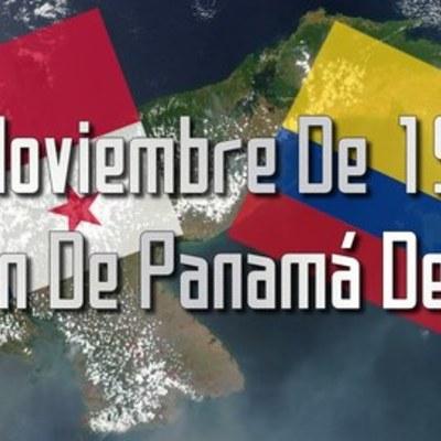 Separación de Panama timeline