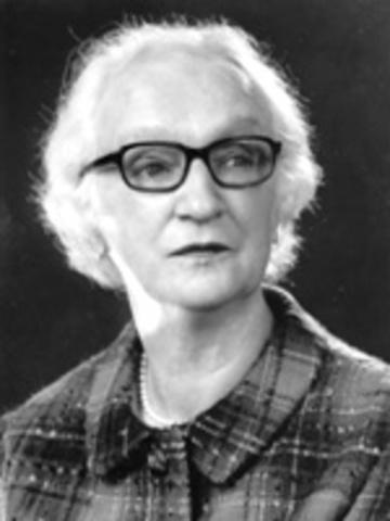 """Hildegard Peplau """"Relaciones interpersonales en Enfermería"""""""