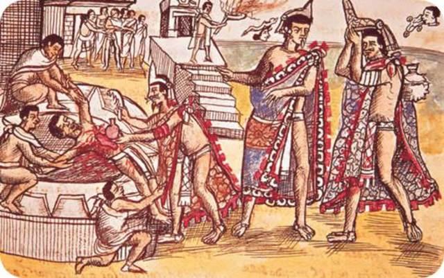 Los ritos utilizados como tratamiento hacia oriblemas mentales