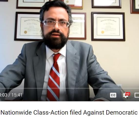 Becks File DNC Lawsuit