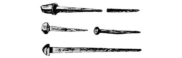 La tecnologia en la prehistoria timeline timetoast timelines - Clavos de cobre ...