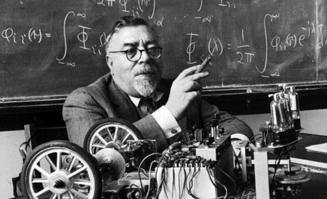 Procesamiento de señales. Norbert Wiener