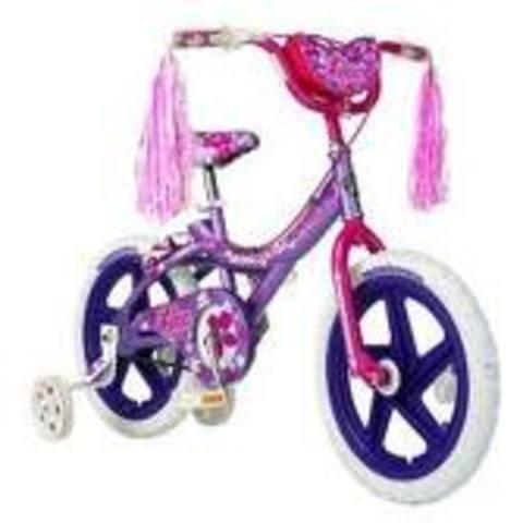 I got my first bike
